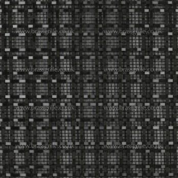 Interwoven Plain Wire Double Square, BMA 3mm